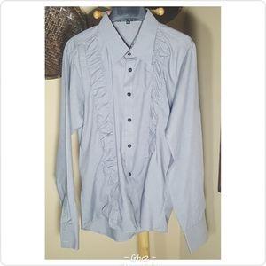 Men's Gray VSKA Shirt